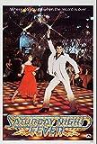 Saturday Night Fever U Movie Poster Masterprint (27,94 x