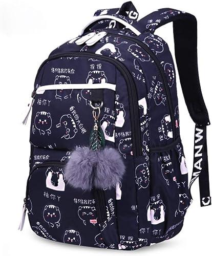 MEOBHI Schultasche FengDong sü Schultaschen für mädchen koreanischen Stil Schulrucksack für mädchen Fellkn l Dekoration Kinder Tasche mädchen Geschenk