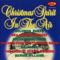 Christmas Spirit in Air