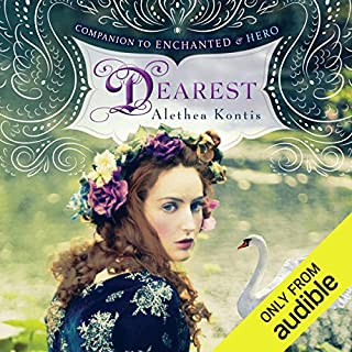 Dearest                   By:                                                                                                                                 Alethea Kontis                               Narrated by:                                                                                                                                 Katherine Kellgren                      Length: 7 hrs and 58 mins     3 ratings     Overall 4.3