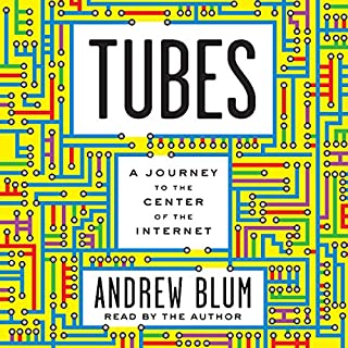 Tubes audiobook cover art