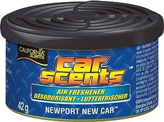 California Scents Lufterfrischer Newport New Car, Heim Lufterfrischer, 6 Stück