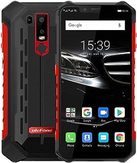 Shenzhen brand smartphone Armor 6E Rugged Phone, Dual 4G & VoLTE, 4GB+64GB, IP68/IP69K Waterproof Dustproof Shockproof, Face ID & Fingerprint Identification, 5000mAh Battery, 6.2 inch Android 9.0 Heli