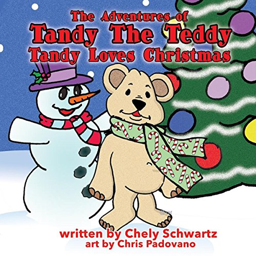 Tandy Loves Christmas audiobook cover art
