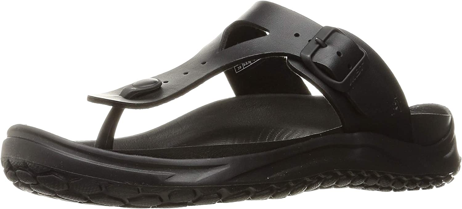 MBT Women's Meru Flip Flop Recovery Sandal with Arch Support