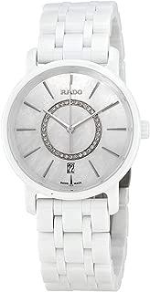 Rado Diamaster Mother of Pearl Dial Ladies Ceramic Watch R14065907