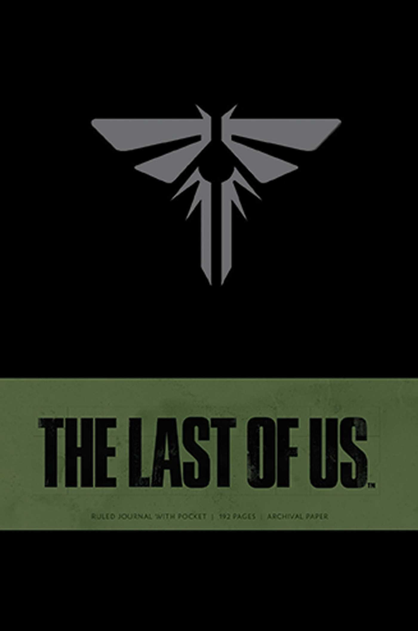 LAST OF US HARDCOVER RULED JOURNAL (Gaming)