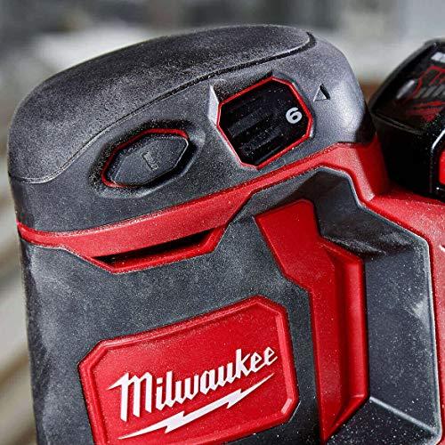 Milwaukee Electric Tools 2648-21 M18 Random Orbit Sander Kit