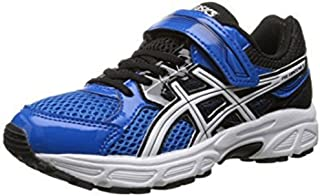 ASICS Kids Pre-Contend 4 Electric Blue/White/Black Size US 13