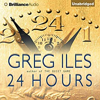 24 Hours                   By:                                                                                                                                 Greg Iles                               Narrated by:                                                                                                                                 Dick Hill                      Length: 10 hrs and 42 mins     1,084 ratings     Overall 4.3