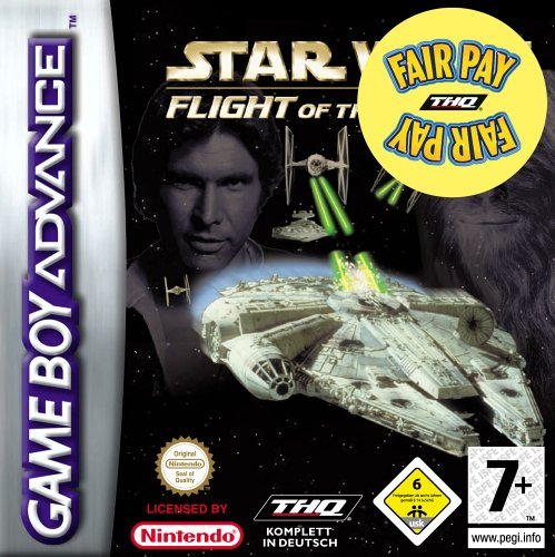 Star Wars - Flight of the Falcon