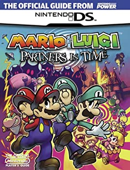 Mario & Luigi: Partners in Time (The Official Guide from Nintendo Power) 1598120069 Book Cover