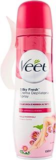Veet Crema Spray Pelli Normali, 150 ml