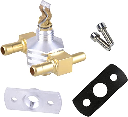 lowest Mallofusa Fuel Valve Dual sale Petcock Replacement for Yamaha Banshee YFZ350 1987-2006 Raptor YMF660R 2001-2005 Gas sale Tank Feed High Flow online sale