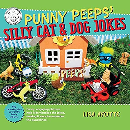 Punny Peeps' Silly Cat & Dog Jokes