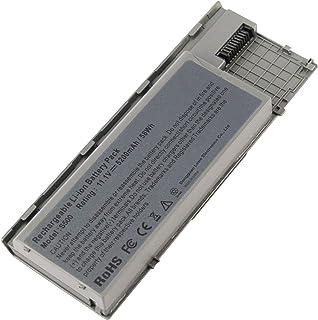 AC Doctor INC 5200mAh Laptop Battery Replacement for Dell Latitude D620 D630 D630c D631 Series