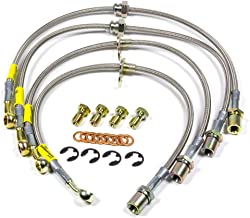 Best goodridge brake hose Reviews