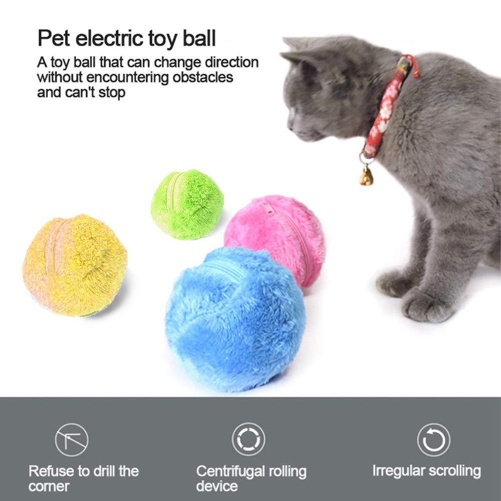 XUNKE Magic Roller Ball Juguete automático Bola de Bolas mágicas ...