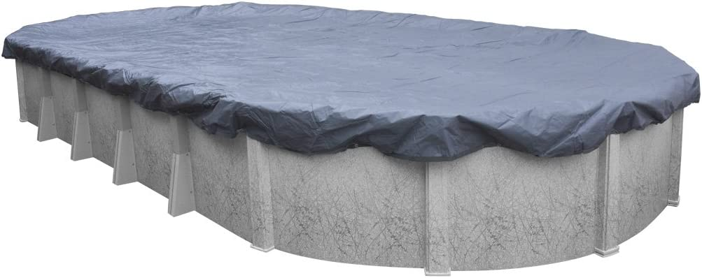 Pool Mate 461224-PM Super popular specialty store Classic Above-Ground Winter Oval Safety and trust Cover