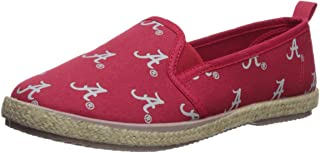FOCO NCAA WomensFOCO NCAA Espadrille Canvas Shoe - Womens