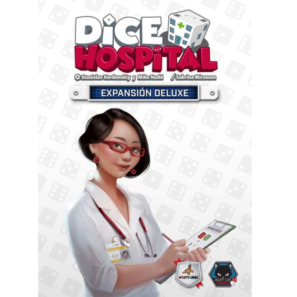 Maldito Games Dice Hospital - Expansion Deluxe: Amazon.es: Juguetes y juegos