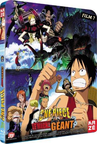 One Piece Film 7 : Le Mecha géant du château Karakuri [Blu-Ray]