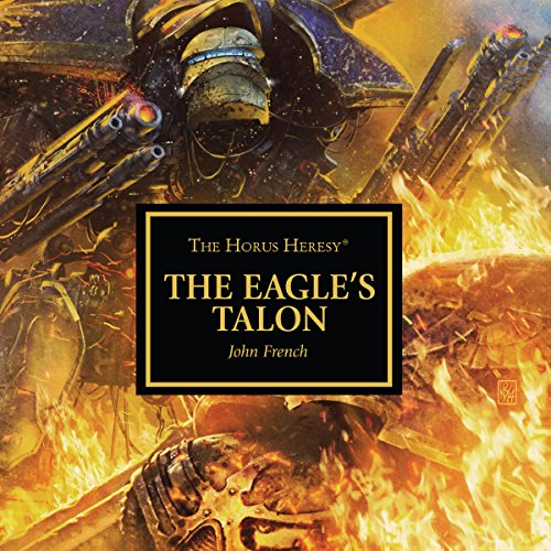 The Eagle's Talon audiobook cover art