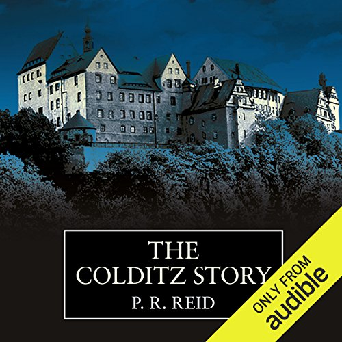 The Colditz Story audiobook cover art