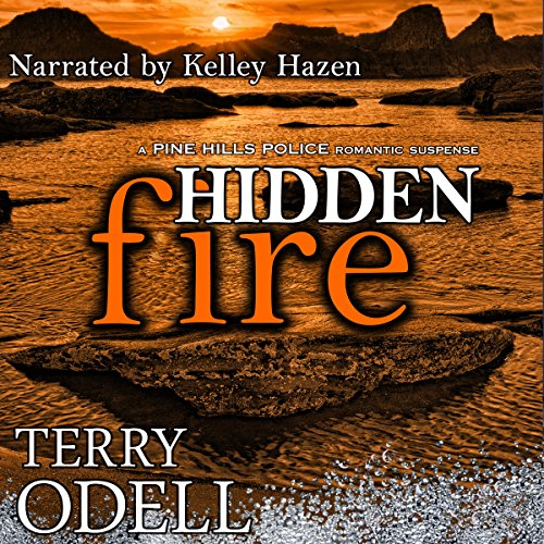 Hidden Fire audiobook cover art