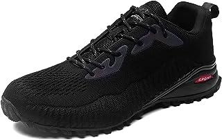 Trail Running Walking Shoes Men's Women Non Slip Road Running Hiking Tennis Sneakers Fashion...