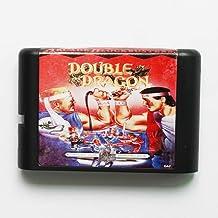 Linker Wish 16 Bit Sega MD Game Double Dragon Game Cartridge 16 bit MD Game Card For Sega Mega Drive For Genesis