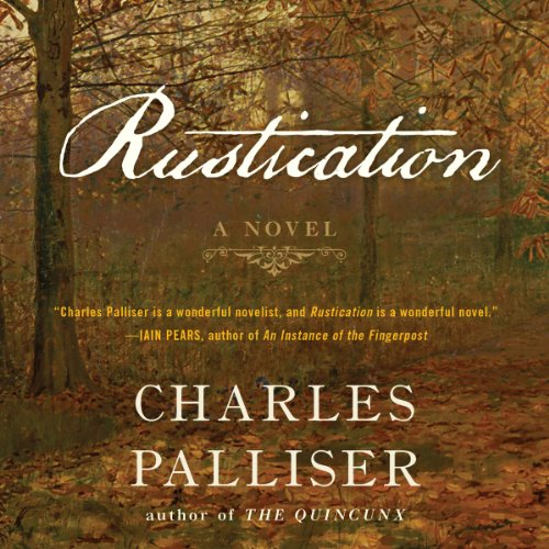 Rustication cover art