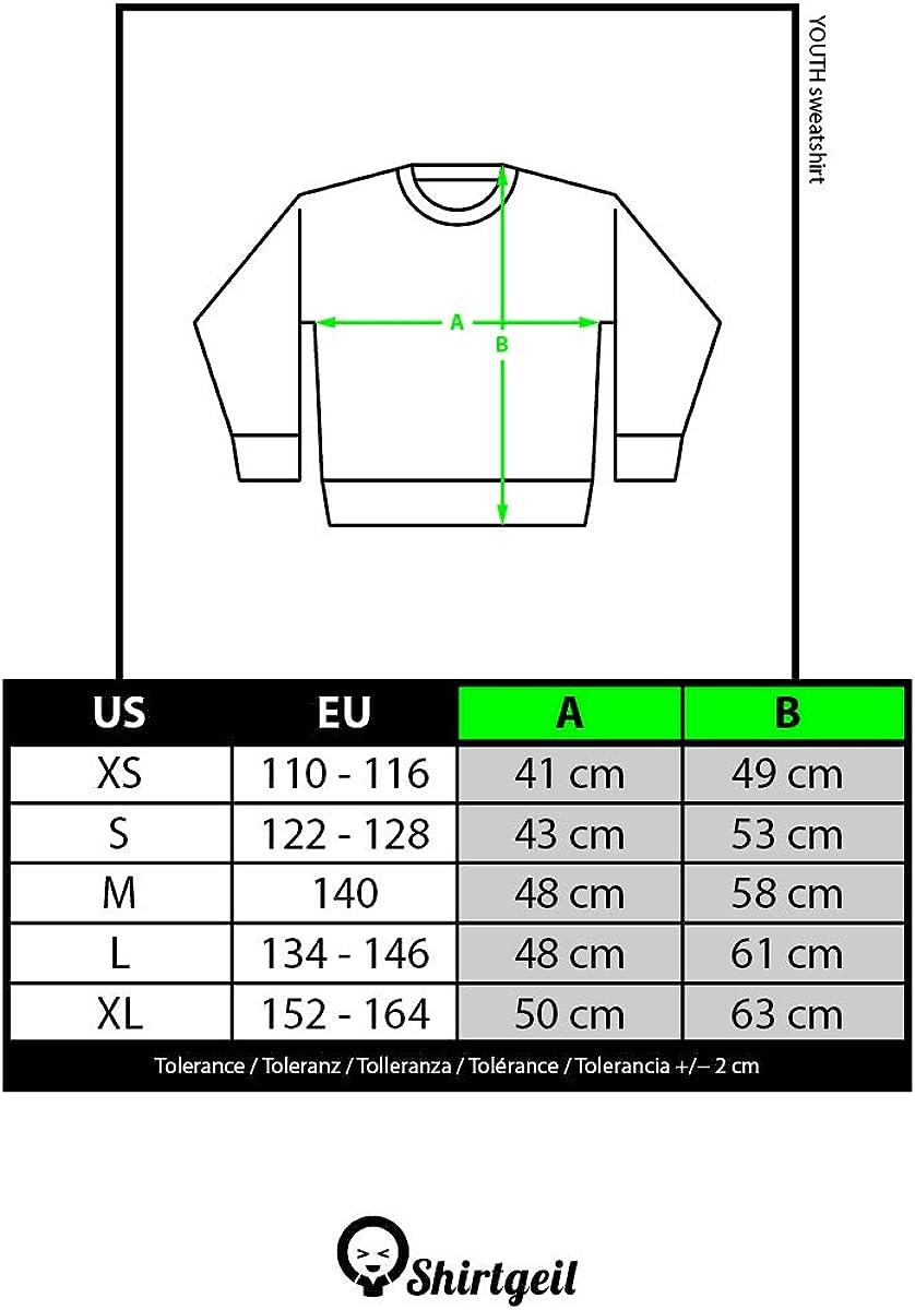 Geschenk f/ür Jungs 5 Geburtstag mit Auto Kinder Pullover Sweatshirt