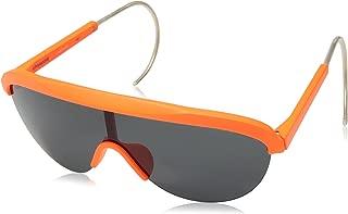 Polaroid Sunglasses Pld6037s Polarized Aviator Sunglasses, MT Orange, 99 mm