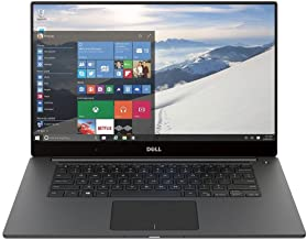 Dell XPS 15 9550 Laptop - 15.6in 4K UHD (3840 x 2160) Touch, Intel Core i5-6300HQ 2.3GHz Quad Core, 8GB RAM, 256GB SSD, NV...