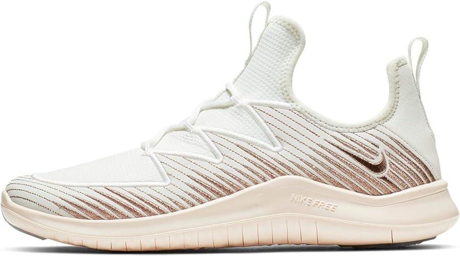 Nike WMNS Free TR Ultra MTLC, Chaussures de Fitness Femme