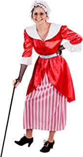 Womens Fairtale Costumes Adult Princess Fairy Red Riding Hood Grandmother Outfits