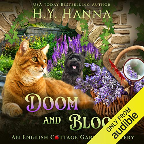 Doom and Bloom: English Cottage Garden Mysteries, Book 3