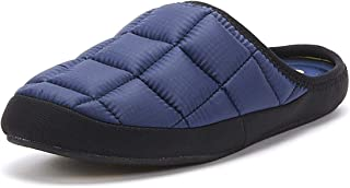 Coma Toes Tokyoes Mens Navy/Yellow Slippers