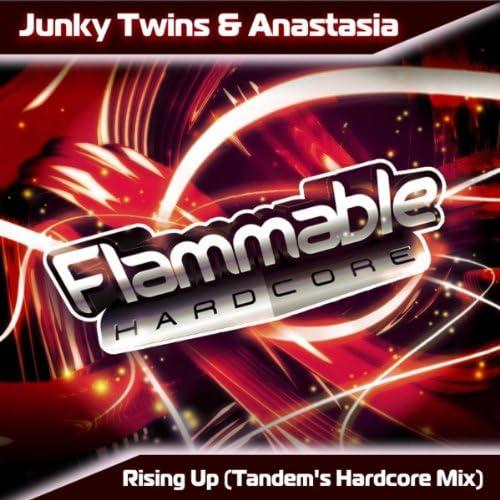 Junky Twins & Anastasia