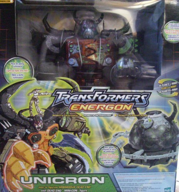 Transformers Energon Unicron schwarz Variant  ToysRUs Exclusive by Hasbro