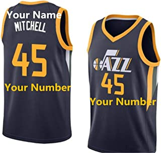 LaBiTi Customizable Basketball Ball Suit Men's Basketball Shirt Shorts Jersey, Custom Name/Team Number Sports Shirt, Basketball Fan Gift, School Ball Suit Custom