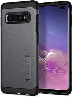 Spigen Tough Armor Designed for Samsung Galaxy S10 Plus Case (2019) - Graphite Gray