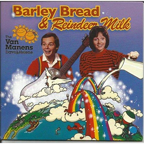 Barley Bread & Reindeer Milk