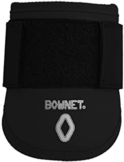 Bownet Baseball/Softball Colored Elbow Guards, 5 Colors Available (Black)