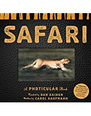 Safari: A Photicular Book (Photicular Books - Animal Kingdom)
