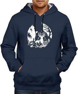 CUPIDSTORE Superhero Sweatshirts - 25 Harry Potter Setup Red Blue Black Hoodie Hoodies for Mens