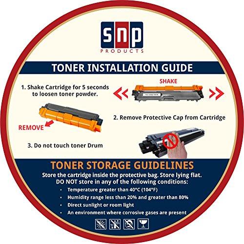 SNP Compatible Toner Cartridge HP 80A CF280A Black Toner, HP 2Black HP 80A CF280A. Compatible with-HP Laserjet Pro 400 M401dne, Pro 400 M401n, Pro 400 M401dn, Pro 400 M401dw, Pro 400 MFP M425dn Photo #5