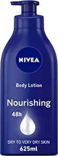 NIVEA, Body Care, Body Lotion, Nourishing, Dry to Very Dry Skin, 625ml
