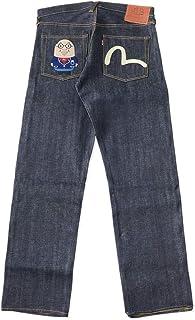 EVISU エヴィス エビスジーンズ デニム レギュラーフィット #2000 NO.2 YAMANETCH ヤマネッチ 刺繍